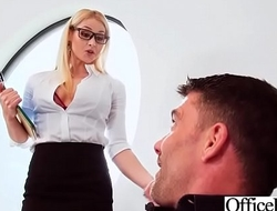 Hardcore Bang With Horny Big Tits Office Girl (Sarah Vandella) video-27