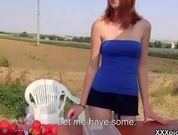 Cute Amateur Euro Slut Seduces Tourist For Cash With Sexual Favours 11