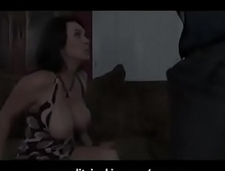 Mom and Foetus Get a Good Creampie