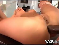 Vaginal mating after blow job