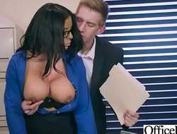 Office Sex With Sluty Big Juggs Teen Girl (Simone Garza) vid-28