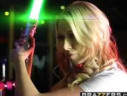Brazzers - Shes Gonna Squirt - Slut Wars The Vagina Squirts Back scene starring Samantha Bentley and
