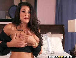 Brazzers - Mommy Got Boobs - Playtime With Teri scene starring Teri Weigel and Bill Bailey