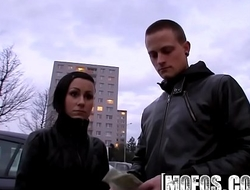 Mofos - Public Pick Ups - Double-Teaming That Piece of Ass starring Lucie