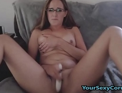 Screaming And Cumming Really Fixed From Infinite Orgasm